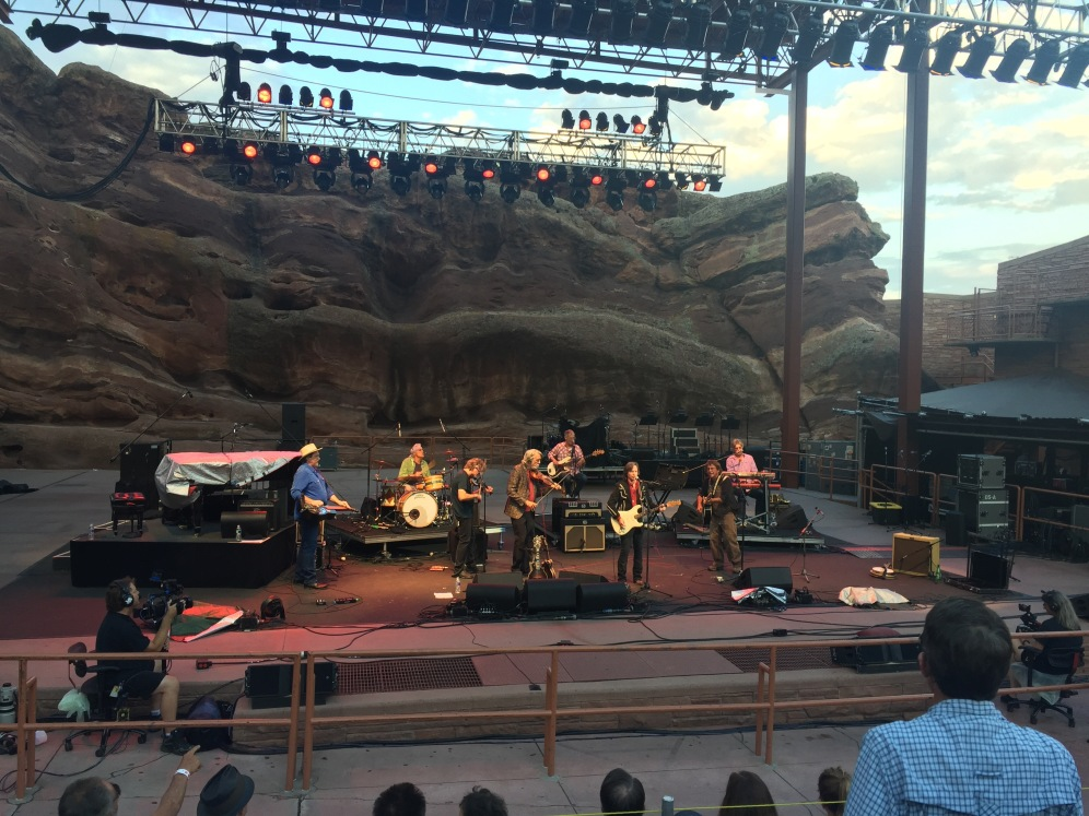 Nitty Gritty Dirt Band at Red Rocks