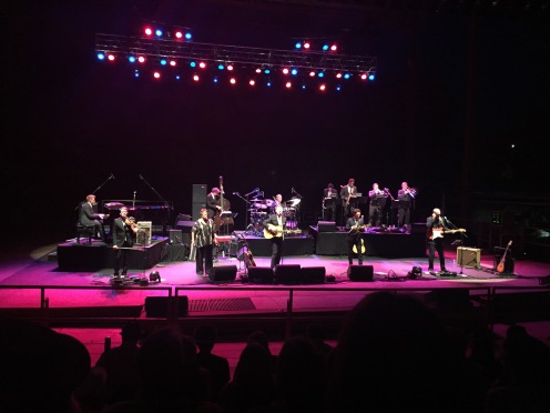 Lyle Lovett and His Large Band, Red Rocks